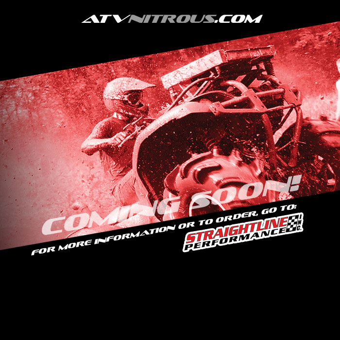 ATV Nitrous Systems for your Utility ATV, Sport Quad, or 4 Wheeler
